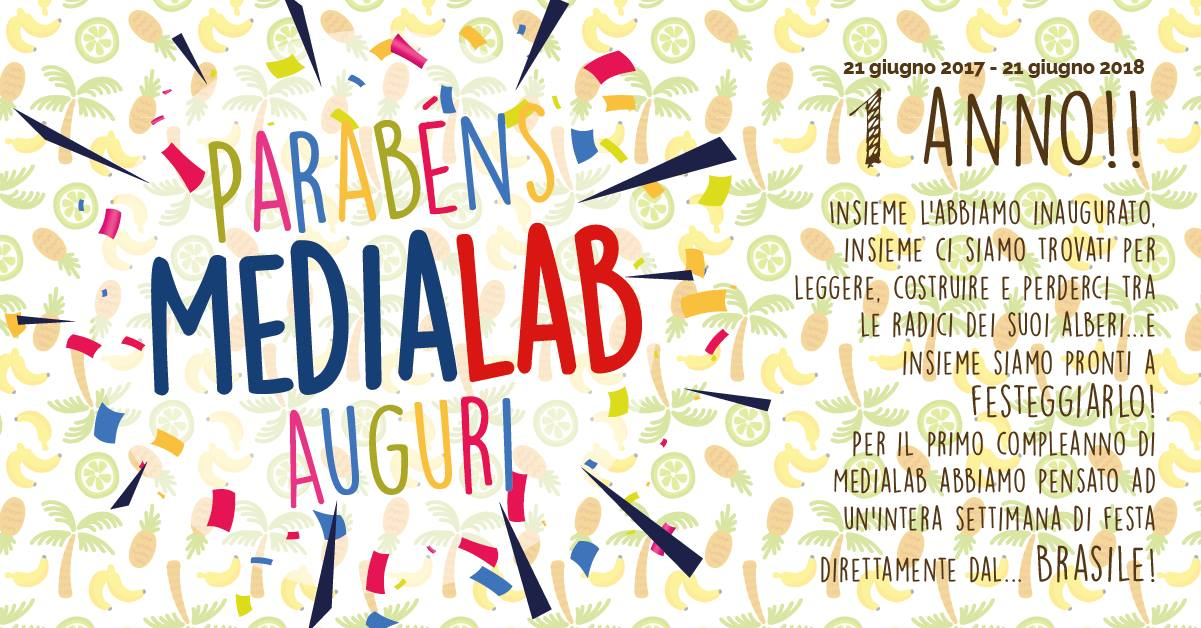 Compleanno MediaLAB