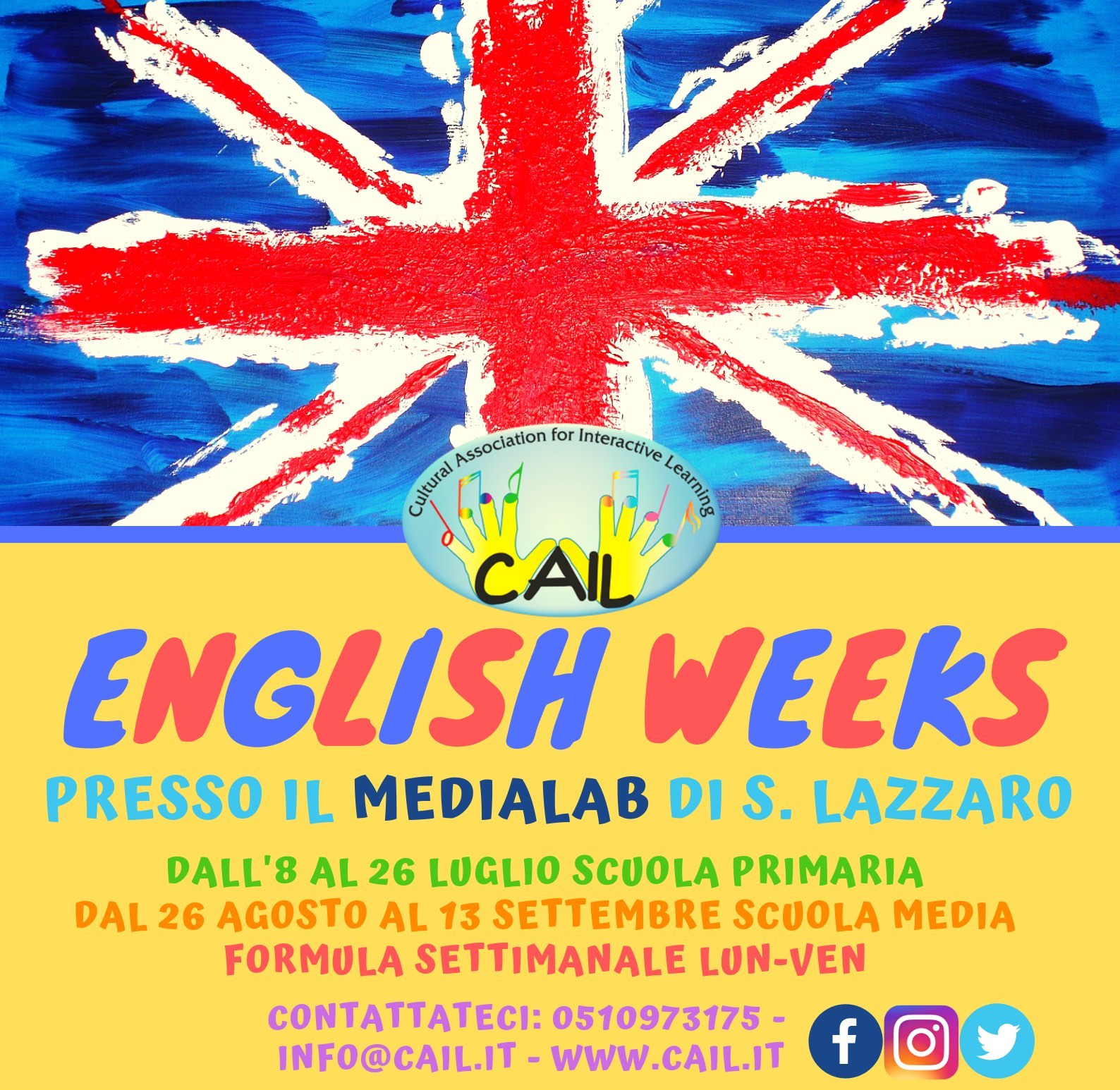 English weeks