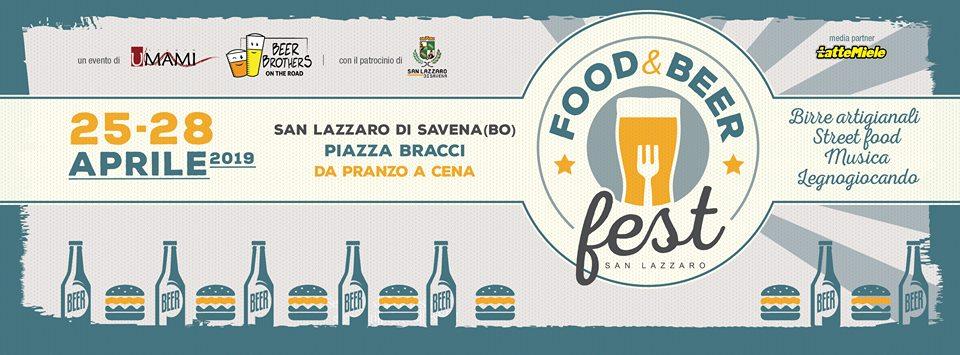 San Lazzaro Food&Beer