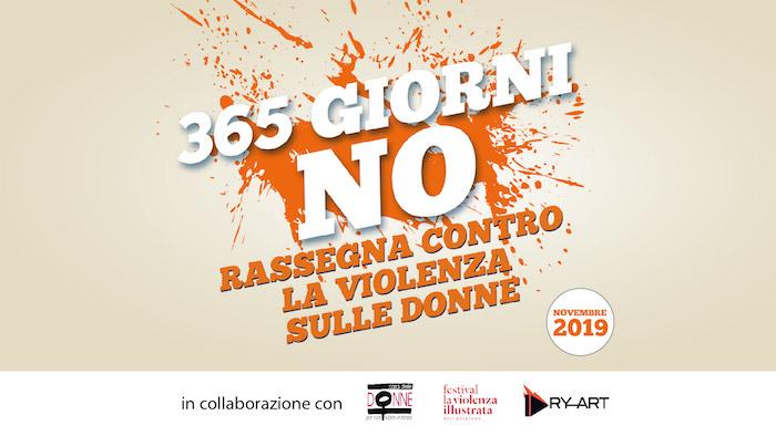 365 Giorni No alla violenza sulle donne